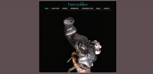 Pam Golden, Sculptor